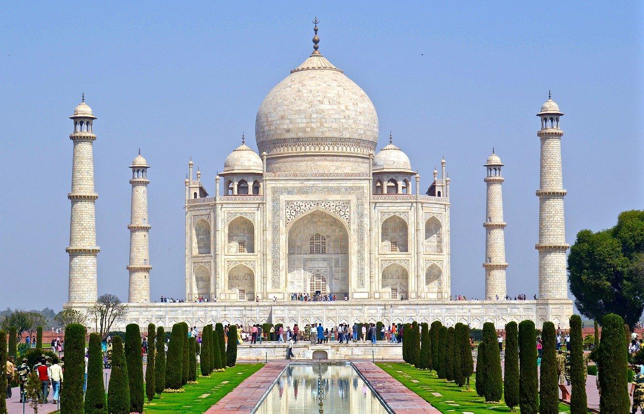 Direction l'Inde, pour de nouvelles découvertes.
