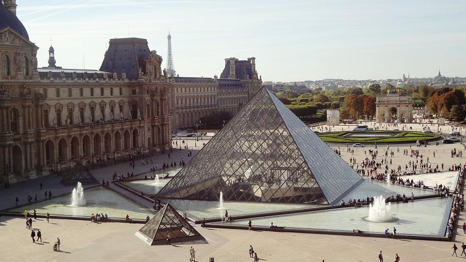 Paris, la capitale de la mode.